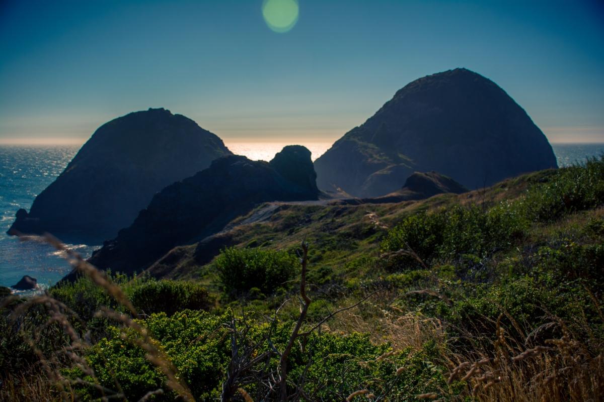 sister mountains